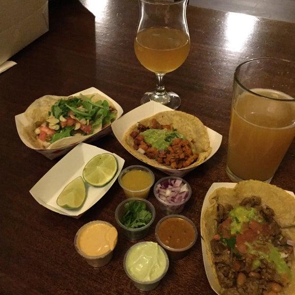 Photo taken at City Tacos by Sangah K. on 6/1/2017