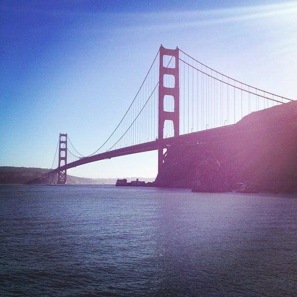 Photo taken at Vista Point by Matt G. on 10/20/2012