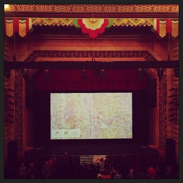 Photo taken at Fox Tucson Theatre by Marius C. on 3/25/2013