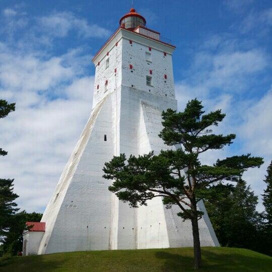 Photo taken at Kõpu tuletorn    Kõpu Lighthouse by Janne P. on 7/13/2016