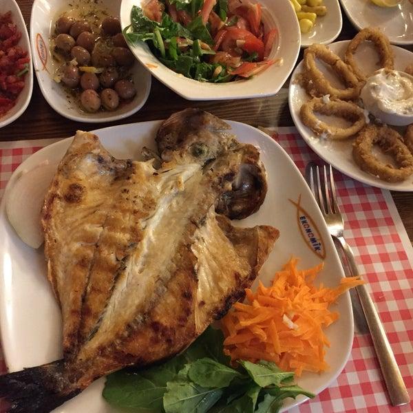 10/27/2016 tarihinde Ozan G.ziyaretçi tarafından Ekonomik Balık Restaurant Avanos'de çekilen fotoğraf