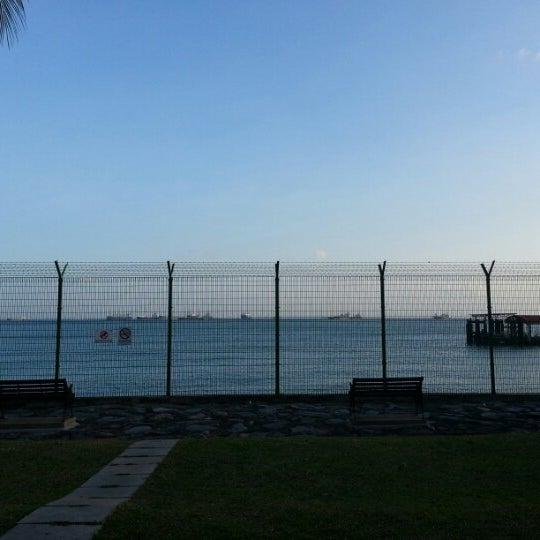 Das Foto wurde bei Tanah Merah Ferry Terminal von Charlotte D. am 2/1/2013 aufgenommen