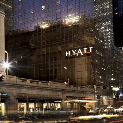 Grand Hyatt New York Midtown East 109 E 42nd St