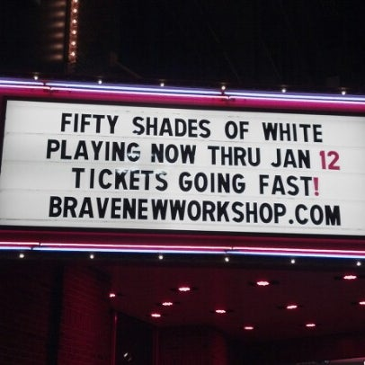 Photo taken at Brave New Workshop Comedy Theatre by Steve J. on 11/17/2012