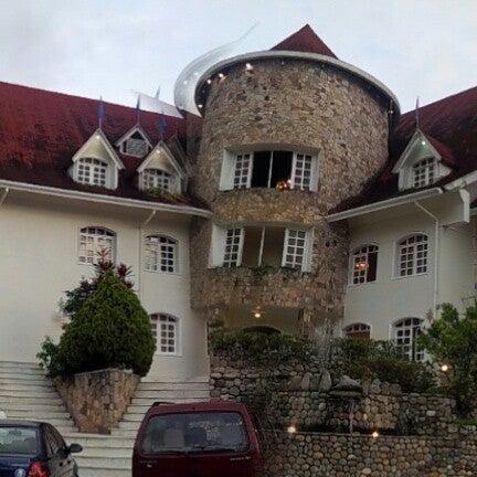 Foto tomada en Castillo De La Fantasia Gran Hotel por Oswaldo E. el 10/5/2013