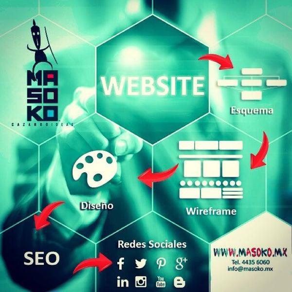 Como hacer un sitio web correctamente. http://masoko.mx