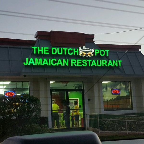 Best Jamaican Restaurant In Atlanta