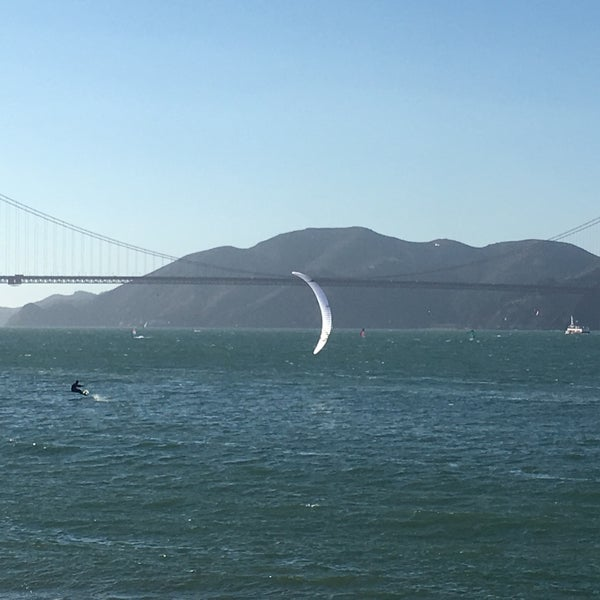 Photo taken at Golden Gate Yacht Club by Joanna S. on 9/17/2017