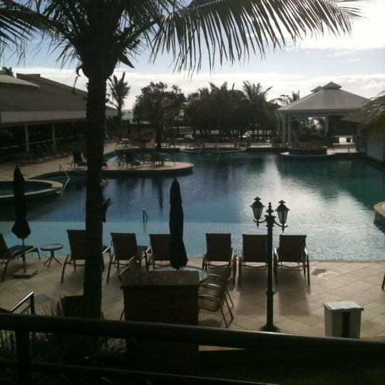 Foto tirada no(a) Infinity Blue Resort & Spa por Josiane R. em 9/28/2012