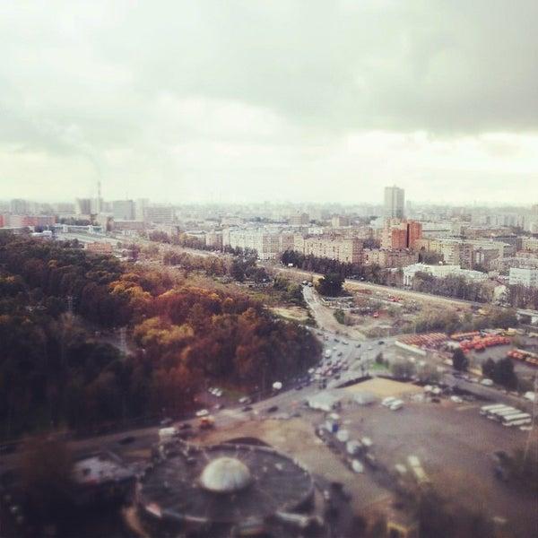 Снимок сделан в Измайлово «Альфа» пользователем Алексей Р. 10/1/2013