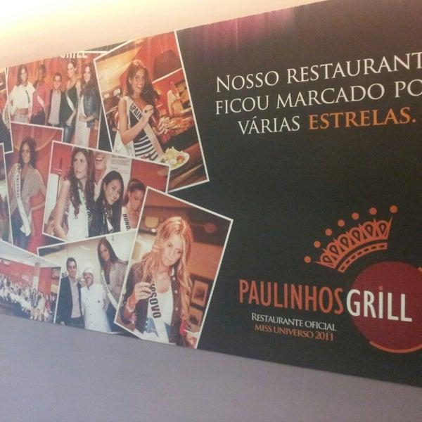 Restaurante oficial do miss universo