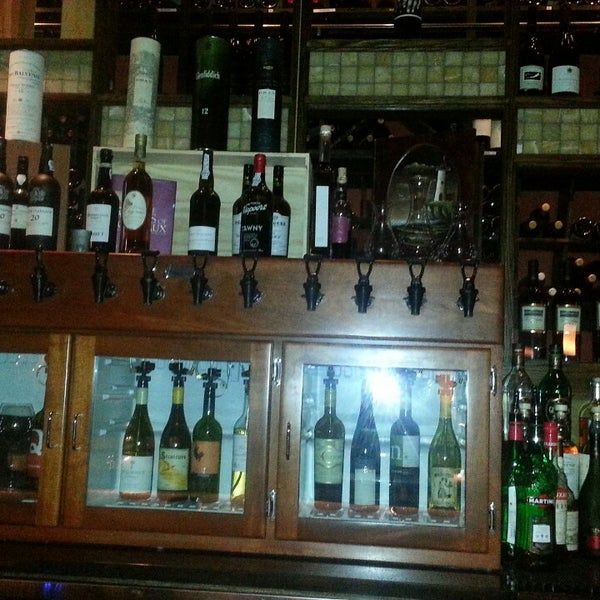 Photo taken at DOC Wine Bar by Val D. on 10/31/2013