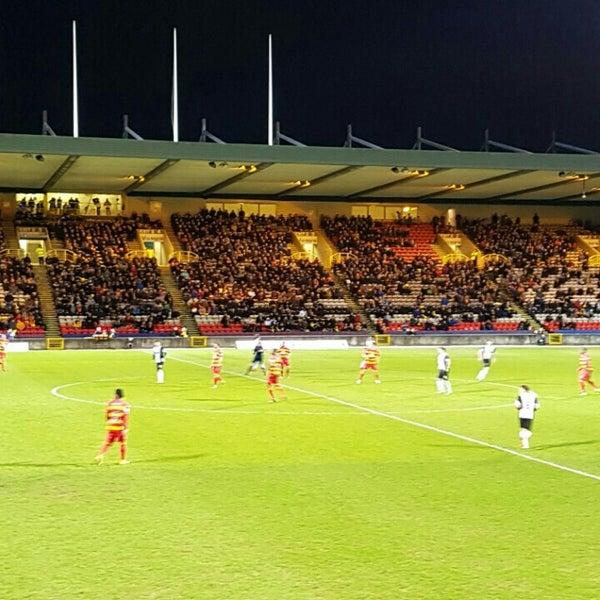 Warriors New Stadium Location: Soccer Stadium In Firhill