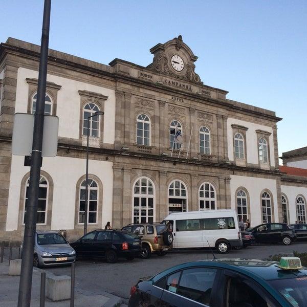 Photo taken at Estação Ferroviária de Porto-Campanhã by Jairo S. on 6/17/2014