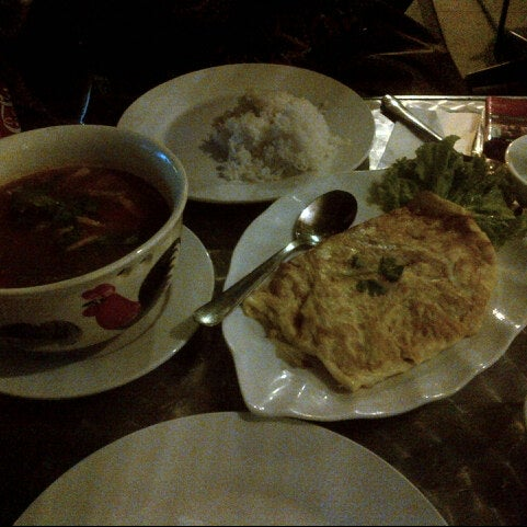 Lanna amazing thai cuisine bangsar baru kuala lumpur for Amazing thai cuisine