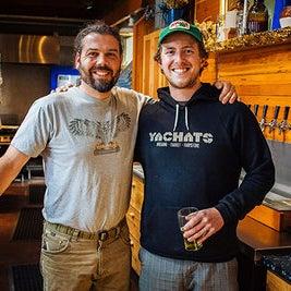 Photo taken at Yachats Brewing + Farmstore by Yachats Brewing + Farmstore on 4/15/2016