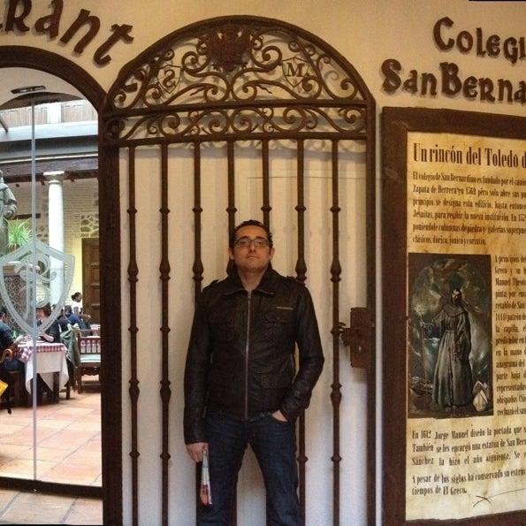 Foto tomada en Restaurante Placido por Jose Vicente G. el 3/31/2013