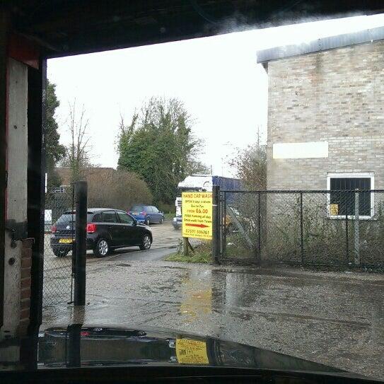 Hand Car Wash Newbury