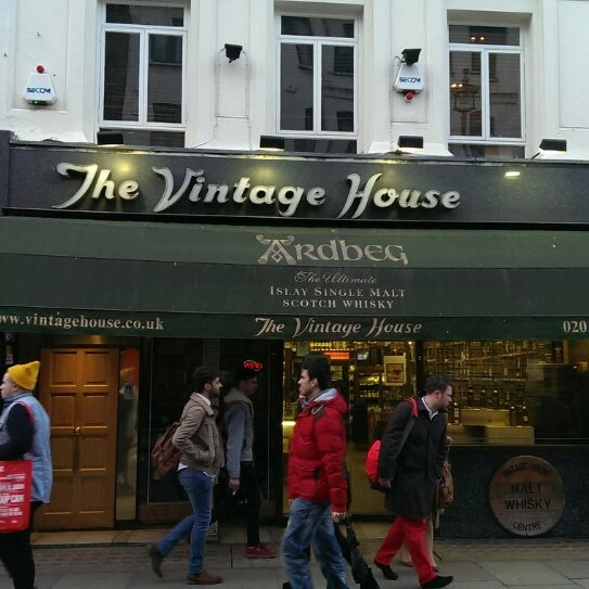 Freeserve vintage house soho whisky