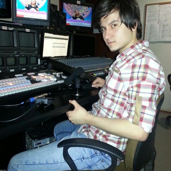 Снимок сделан в TR1 TV пользователем Samet T. 3/29/2014