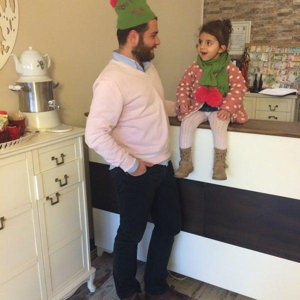 Das Foto wurde bei Room room Boutique Hotel von Çiğdem A. am 12/24/2015 aufgenommen