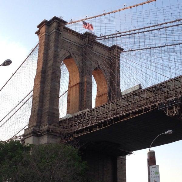 Photo taken at Brooklyn Bridge Park by Daniel K. on 6/17/2013