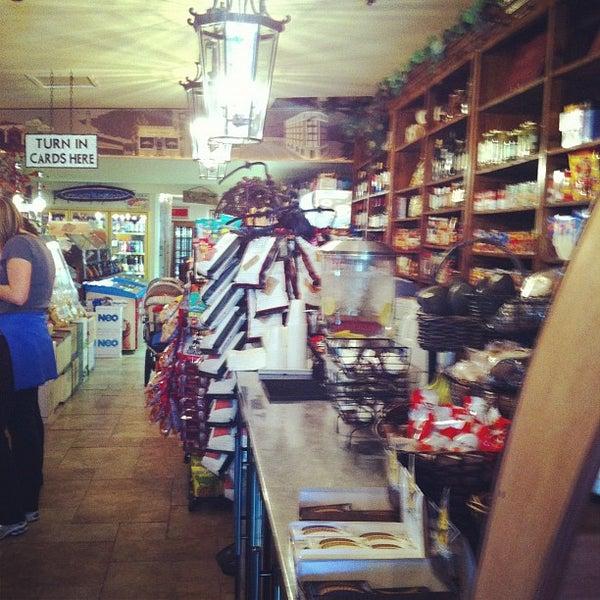 Photo taken at Jackson Market by Matt D. on 10/25/2012