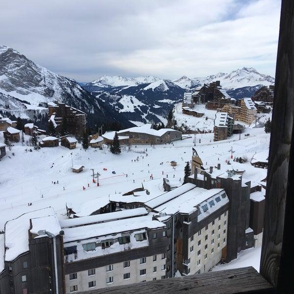Photos At Club Med Ski Lodge In Avoriaz