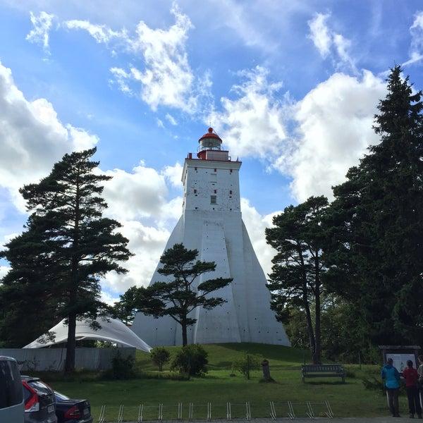 Photo taken at Kõpu tuletorn    Kõpu Lighthouse by Dmitri S. on 7/31/2015