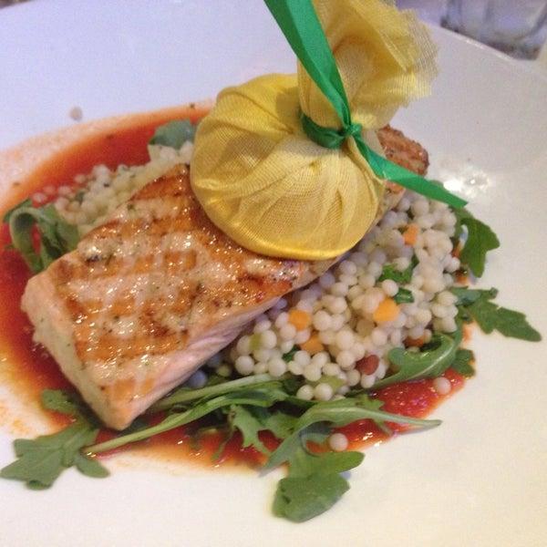 Photo taken at Al Biernat's Prime Steak & Seafood by K J. on 4/22/2014