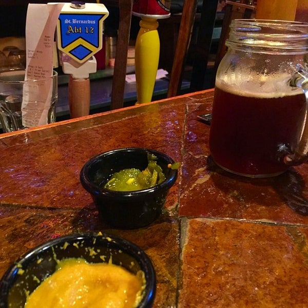 Photo taken at Momma's Mustard, Pickles, & BBQ by Lindsay R. on 11/30/2014