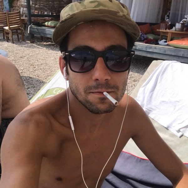 8/17/2017 tarihinde Çağrı K.ziyaretçi tarafından Olympos Mocamp Beach Club'de çekilen fotoğraf