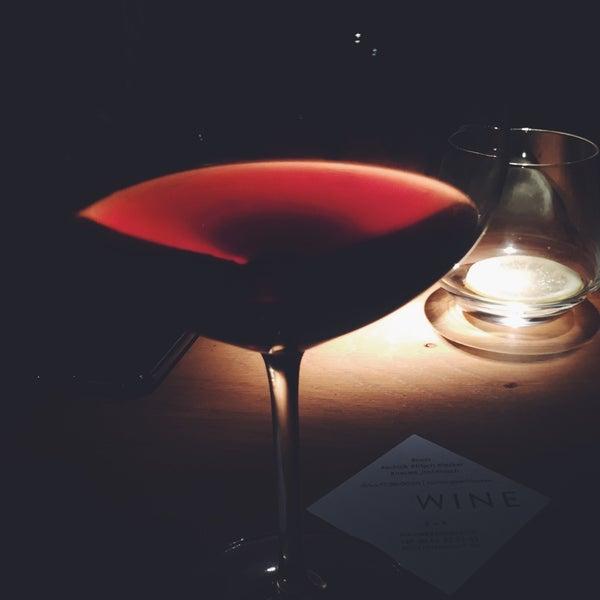 Das Foto wurde bei MINE restaurant / WINE bar von Inna M. am 10/10/2017 aufgenommen