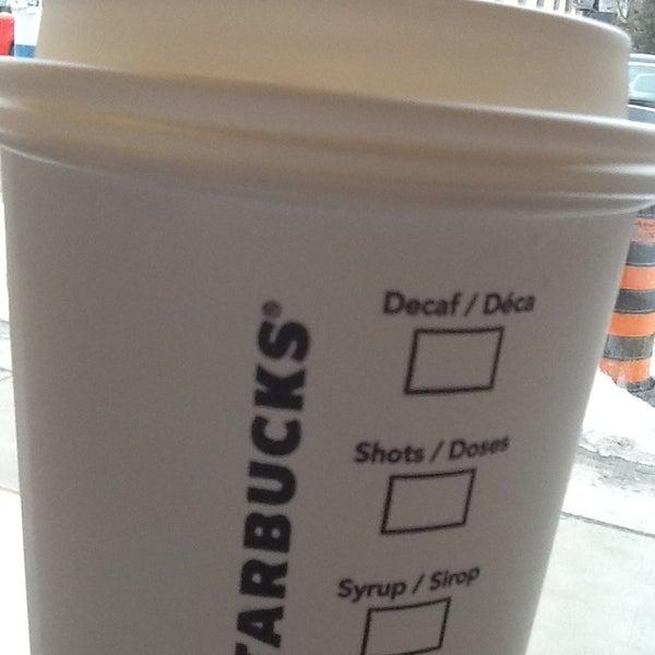 Photo taken at Starbucks by Pierce T. on 2/19/2013