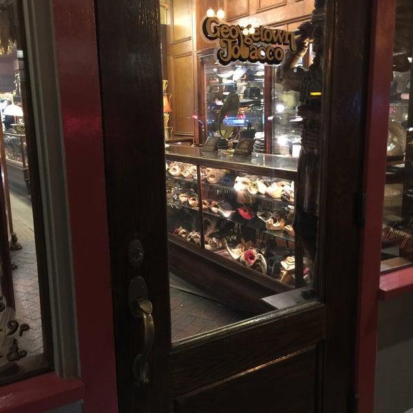 Photo prise au Georgetown Tobacco par George J. le11/16/2017