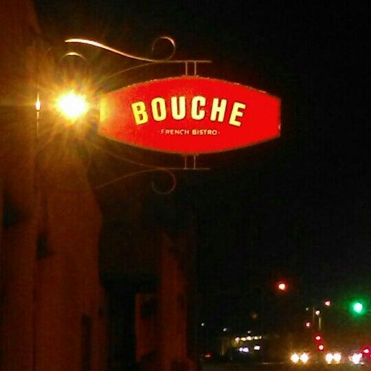 Photo taken at Bouche Bistro by Ruth C. on 2/27/2016