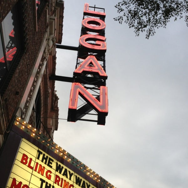 Photo taken at Logan Theatre by Rob H. on 8/5/2013