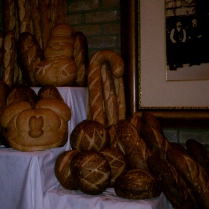 Photo taken at The Bakery Tour, hosted by Boudin® Bakery by Jenny on 12/29/2012