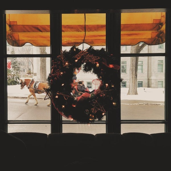 Photo taken at D'Orsay by Tedford C. on 12/20/2014