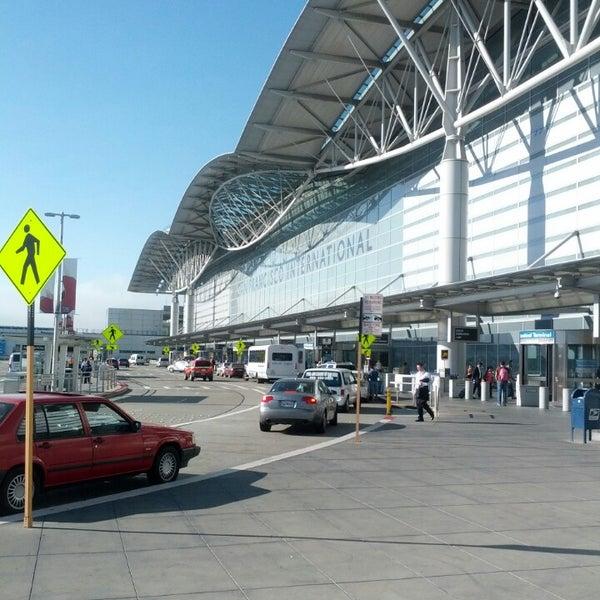 Photo taken at San Francisco International Airport (SFO) by Patrick K. on 7/20/2013