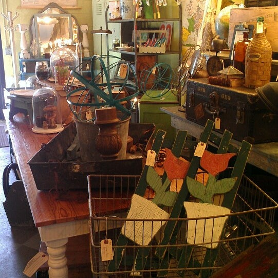 Photo taken at Blue Door Antiques by BouncesWhenWalks on 3/17/2014 - Photos At Blue Door Antiques - East Hills - Grand Rapids, MI
