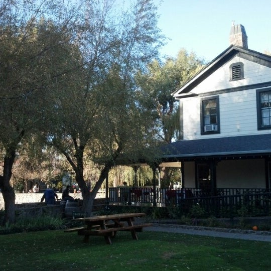 Photo taken at Cline Cellars by Mythily K. on 11/24/2012