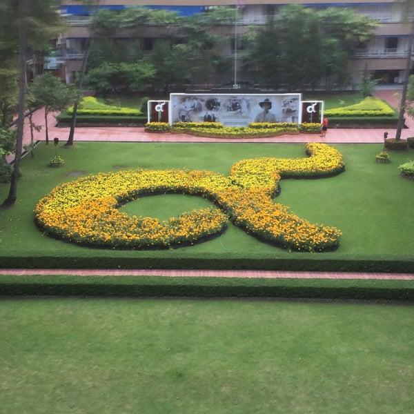 Photo taken at Chiang Mai Rajabhat University by สุกนต์ธี ณ. on 10/13/2017