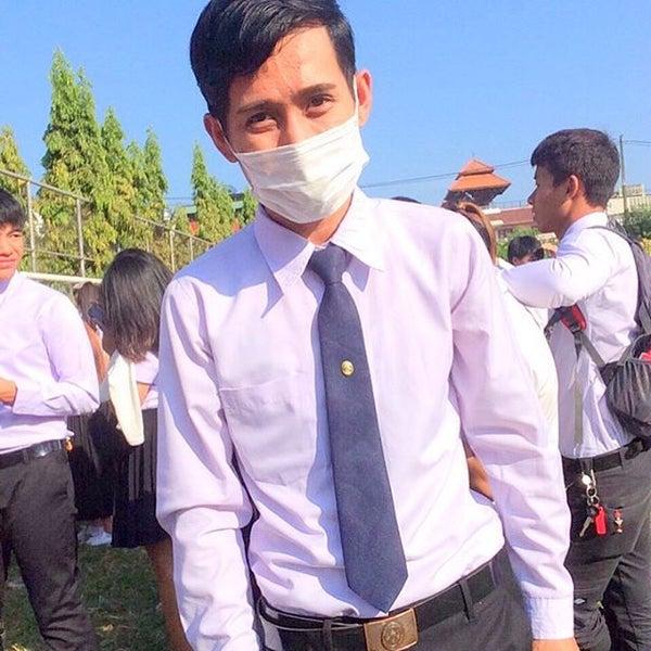 Photo taken at Chiang Mai Rajabhat University by สุกนต์ธี ณ. on 12/7/2016
