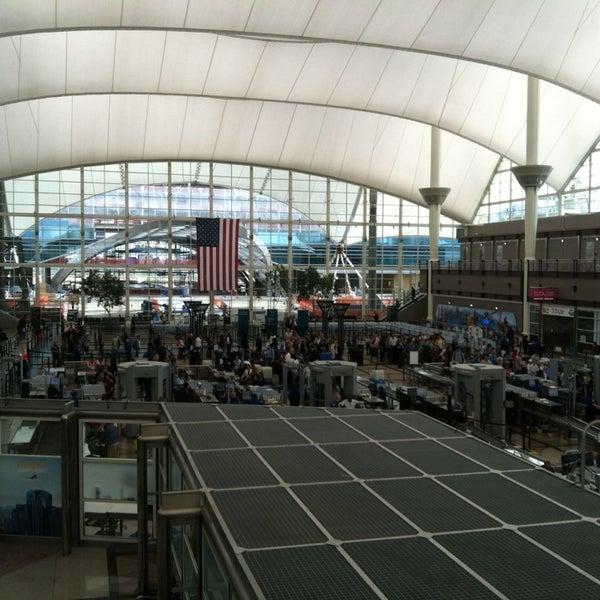 Denver International Airport: Photos At DIA Secret Underground City