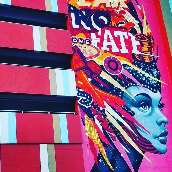 Photo taken at Downtown Las Vegas by Rita L. on 8/17/2017
