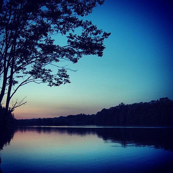 Post Lake At Baldwin Park: Nockamixon State Park