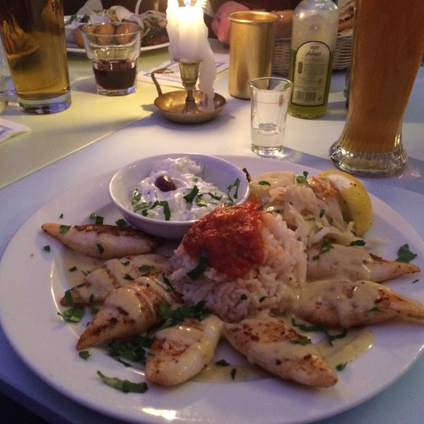 Ammos 5 tips from 112 visitors for Ammos authentic greek cuisine