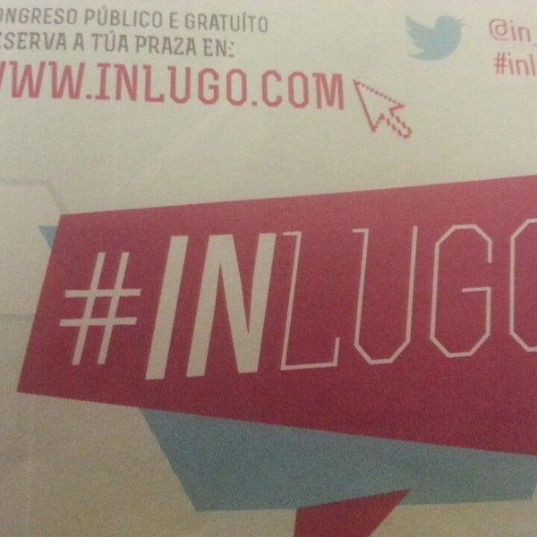 Foto tirada no(a) Deputación de Lugo por Daniel C. em 6/6/2014