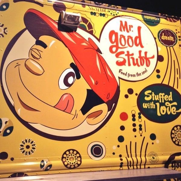 Mr Good Stuff Food Truck Location